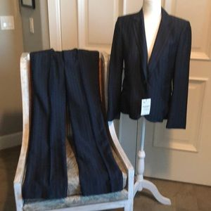 zara woman Other - Zara woman navy pinstriped pantsuit with tags.